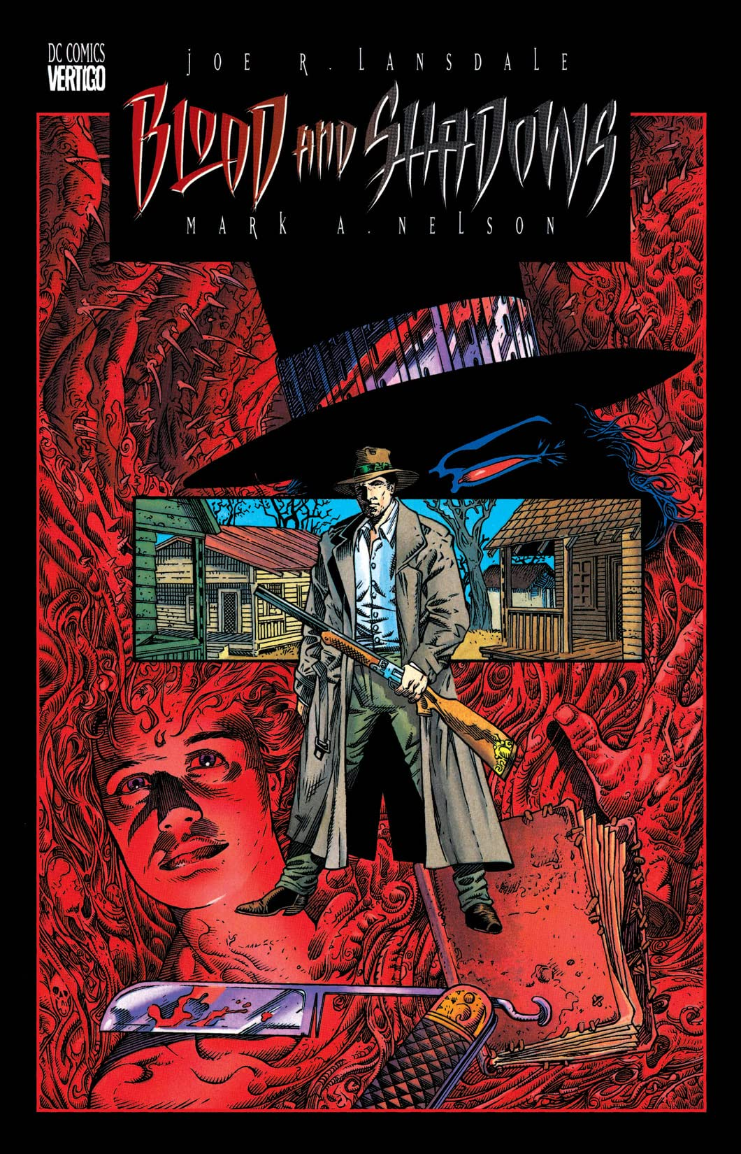 Blood & Shadows (1996) #1