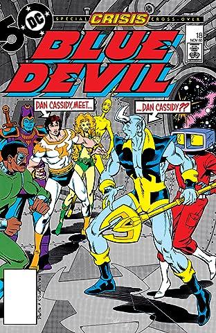 Blue Devil (1984-1986) #18