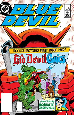 Blue Devil (1984-1986) No.19