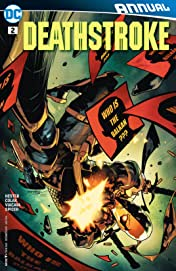 Deathstroke (2014-2016): Annual #2