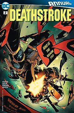 Deathstroke (2014-2016): Annual #2