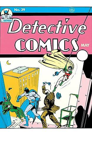 Detective Comics (1937-2011) No.39