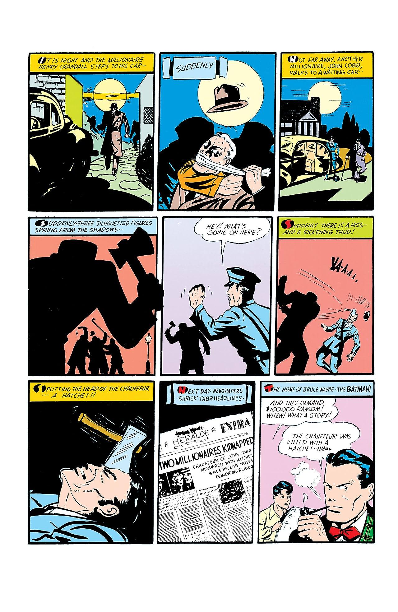 Detective Comics (1937-2011) #39