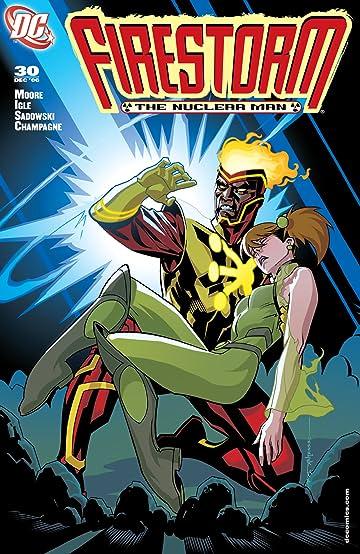 Firestorm: The Nuclear Man (2004-2007) #30