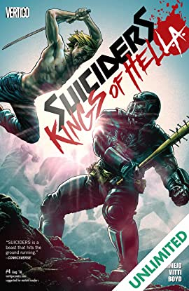 Suiciders: Kings of HelL.A. (2016) #4