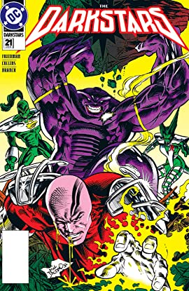 The Darkstars (1992-1996) #21