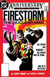The Fury of Firestorm (1982-1990) #50