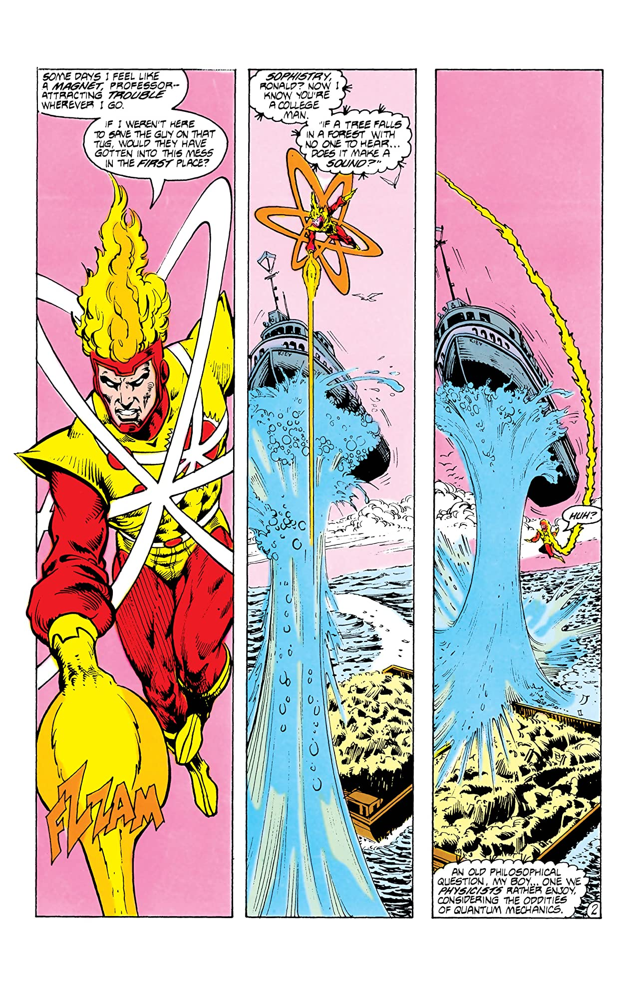 The Fury of Firestorm (1982-1990) #51