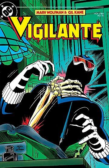 Vigilante (1983-1988) #12