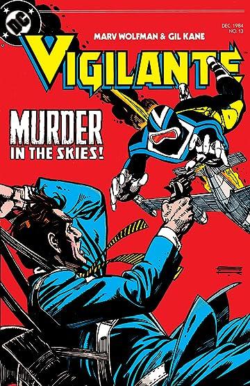 Vigilante (1983-1988) #13