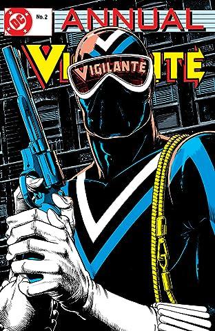 Vigilante (1983-1988): Annual #2