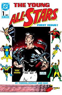 Young All-Stars (1987-1989) No.1