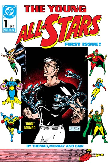 Young All-Stars (1987-1989) #1