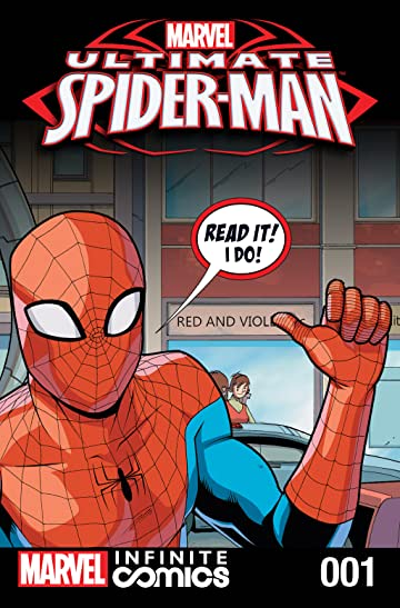 Ultimate Spider-Man Infinite Comic (2016) #1