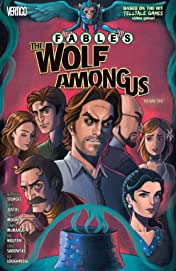 Fables: The Wolf Among Us Vol. 2