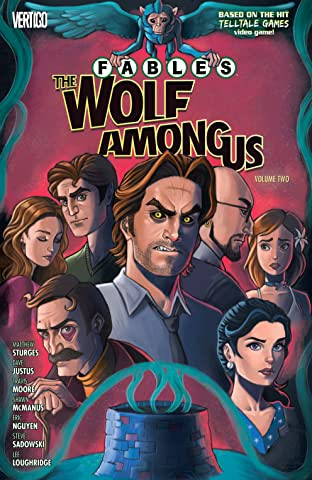 Fables: The Wolf Among Us Tome 2