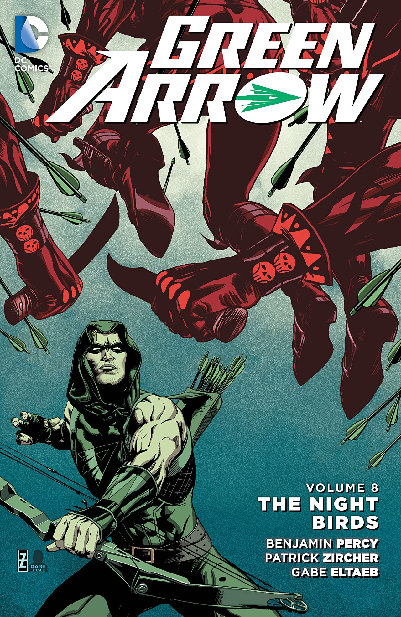 Green Arrow (2011-2016) Vol. 8: The Nightbirds