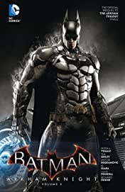 Batman: Arkham Knight (2015-) Vol. 3