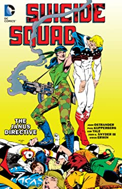 Suicide Squad (1987-1992) Vol. 4: The Janus Directive