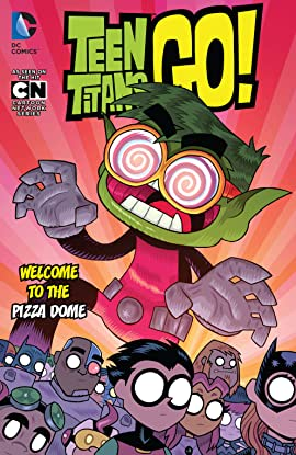 Teen Titans Go! (2013-) Tome 2: Welcome to the Pizza Dome