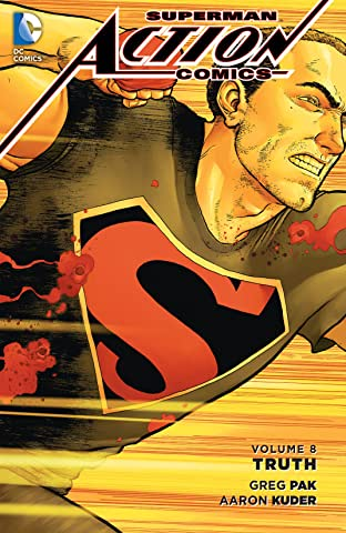 Superman - Action Comics (2011-2016) Vol. 8: Truth