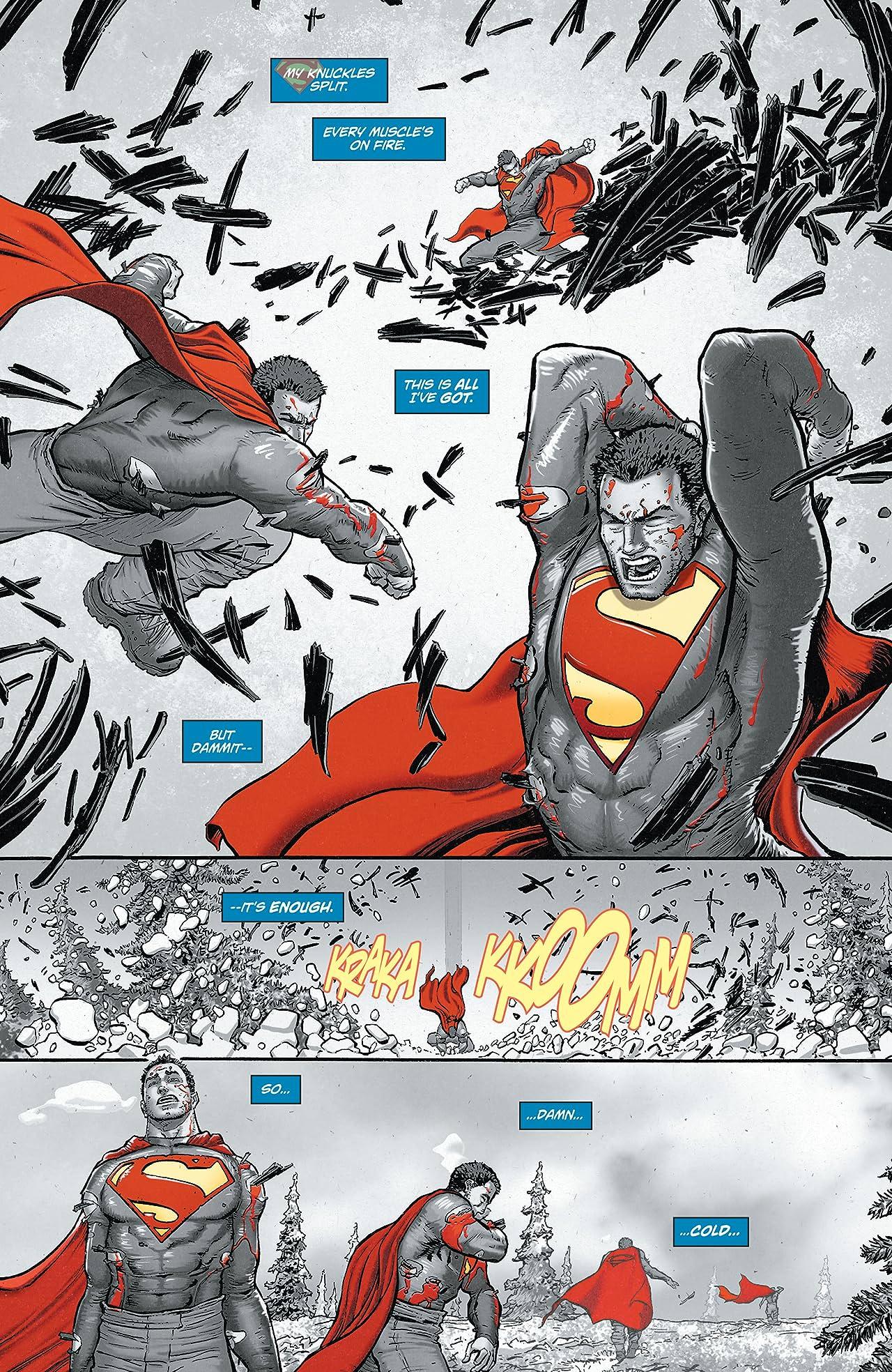 Superman - Action Comics (2011-2016) Vol. 8: Truth