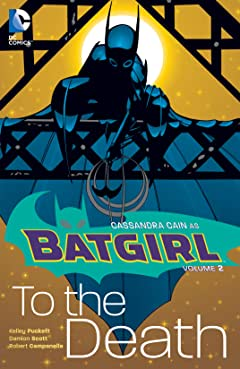 Batgirl (2000-2006) Tome 2: To the Death