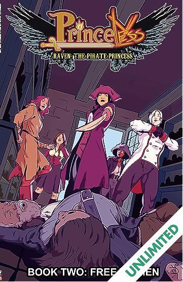 Princeless- Raven: The Pirate Princess Vol. 2: Free Women
