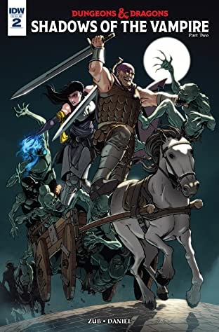 Dungeons & Dragons (2016-) #2