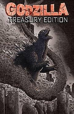 Godzilla Treasury Edition