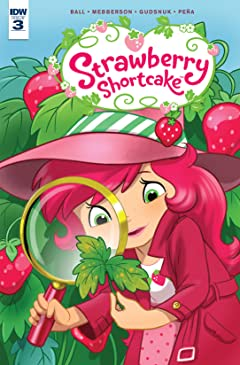Strawberry Shortcake (2016-2017) #3