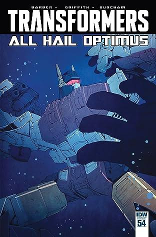 Transformers (2011-) #54