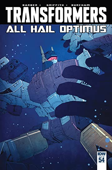 Transformers (2011-) #54