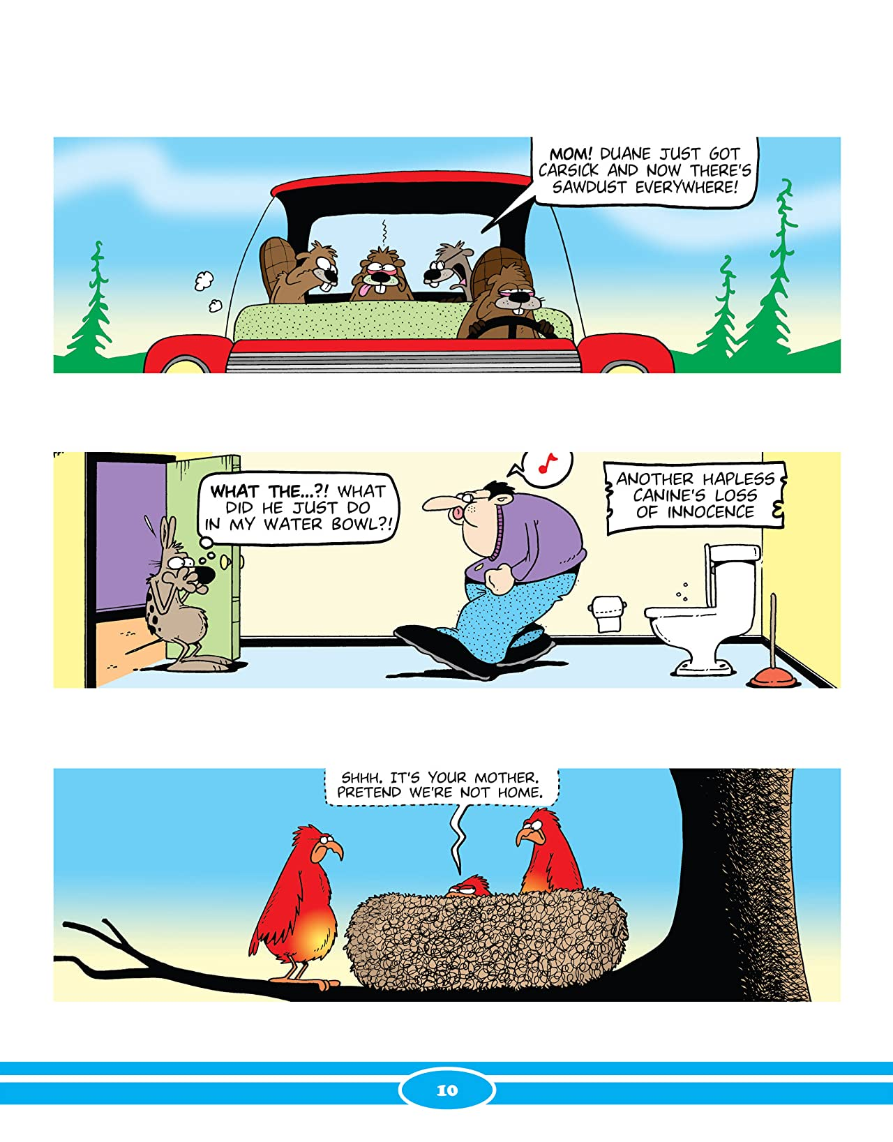 Tundra: Nature's Favorite Comic Strip