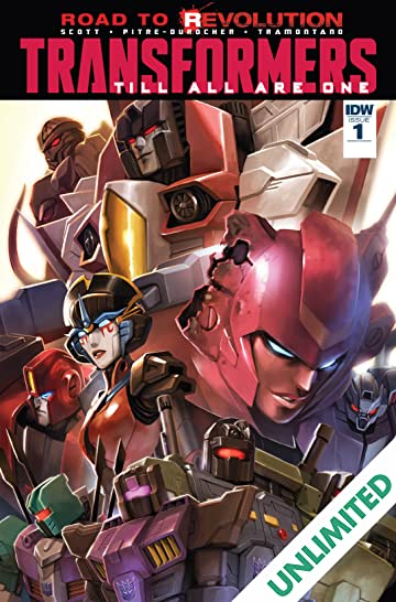 Transformers: Till All Are One #1