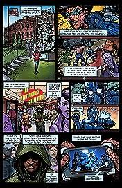 Amoral Stingray #1
