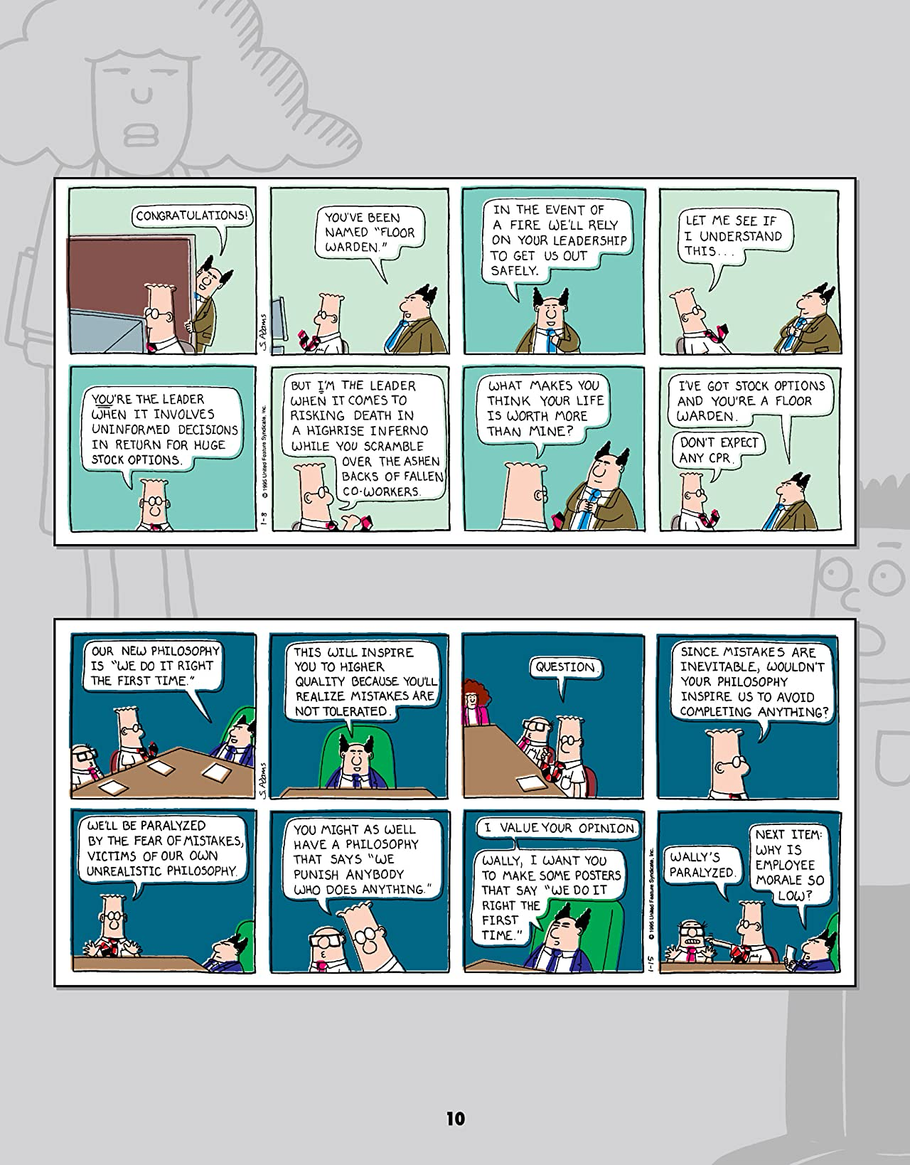 Dilbert Vol. 16: A Treasury Of Sunday Strips: Version 00