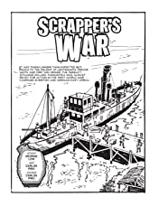 Commando #4923: Scrapper's War