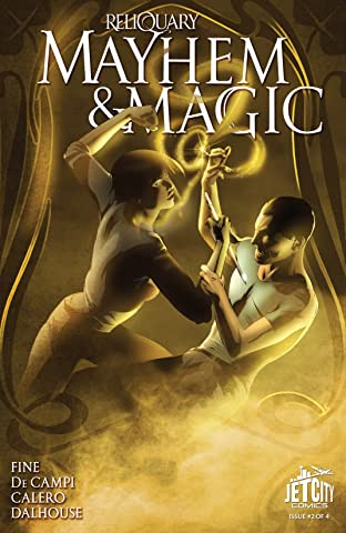 Mayhem and Magic (The Reliquary Series) No.2 (sur 4)