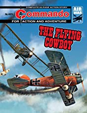 Commando #4925: The Flying Cowboy