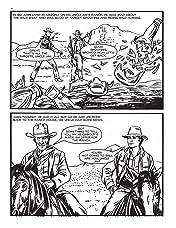Commando #4925: The Flying Cowboy