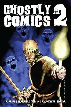 Ghostly Comics #2