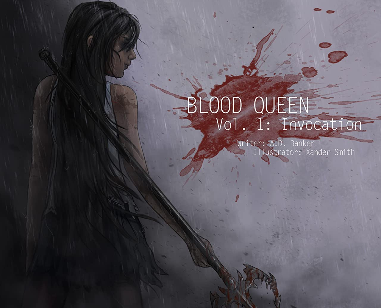 Blood Queen Vol. 1: Invocation