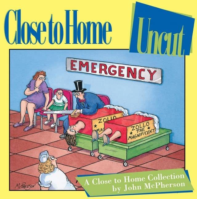 Close to Home Uncut:  A Close to Home Collection