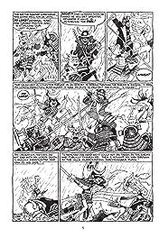 Usagi Yojimbo Tome 1: The Ronin