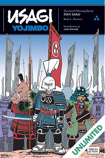 Usagi Yojimbo: Book 2: Samurai