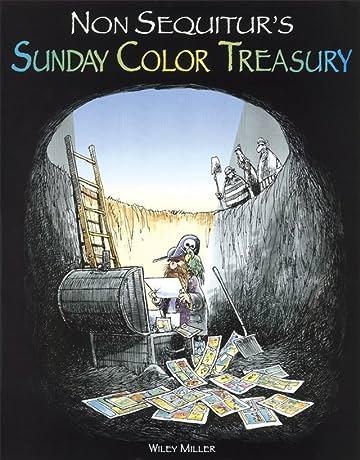 Non Sequitur's Sunday Color Treasury
