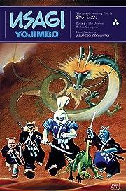 Usagi Yojimbo Vol. 4: The Dragon Bellow Conspiracy