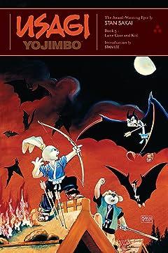 Usagi Yojimbo: Book 5: Lone Goat and Kid