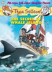 Thea Stilton Vol. 1: The Secret of Whale Island
